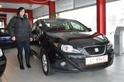 Bettina Pichler - Seat Ibiza Copa