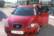 Christine Stocker - Seat Leon