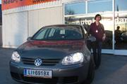 Claudia Berger - Golf TDI