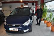 Familie Reitmaier - Ford Galaxy