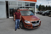 Hr. Emre - VW Touran Cross