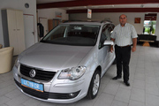Hr. Tosun - VW Touran