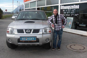Roland Melekosch - Nissan Pick up